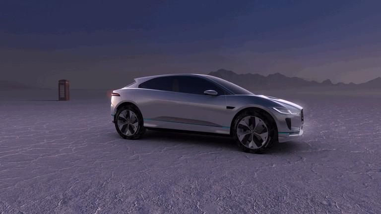 2016 Jaguar i-Pace concept 453961