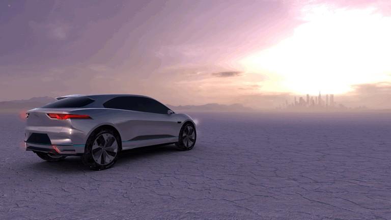 2016 Jaguar i-Pace concept 453964