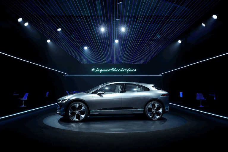 2016 Jaguar i-Pace concept 453967