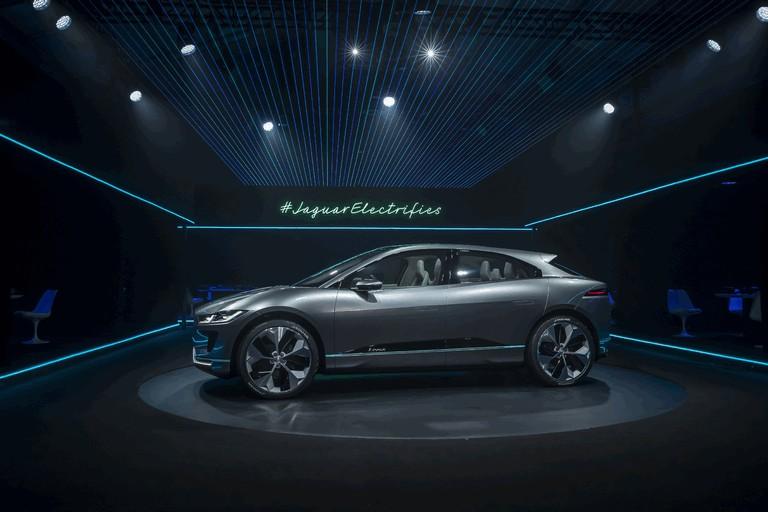 2016 Jaguar i-Pace concept 453971