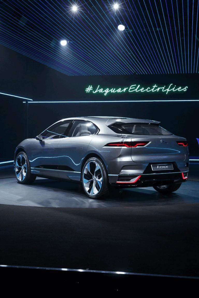 2016 Jaguar i-Pace concept 453977