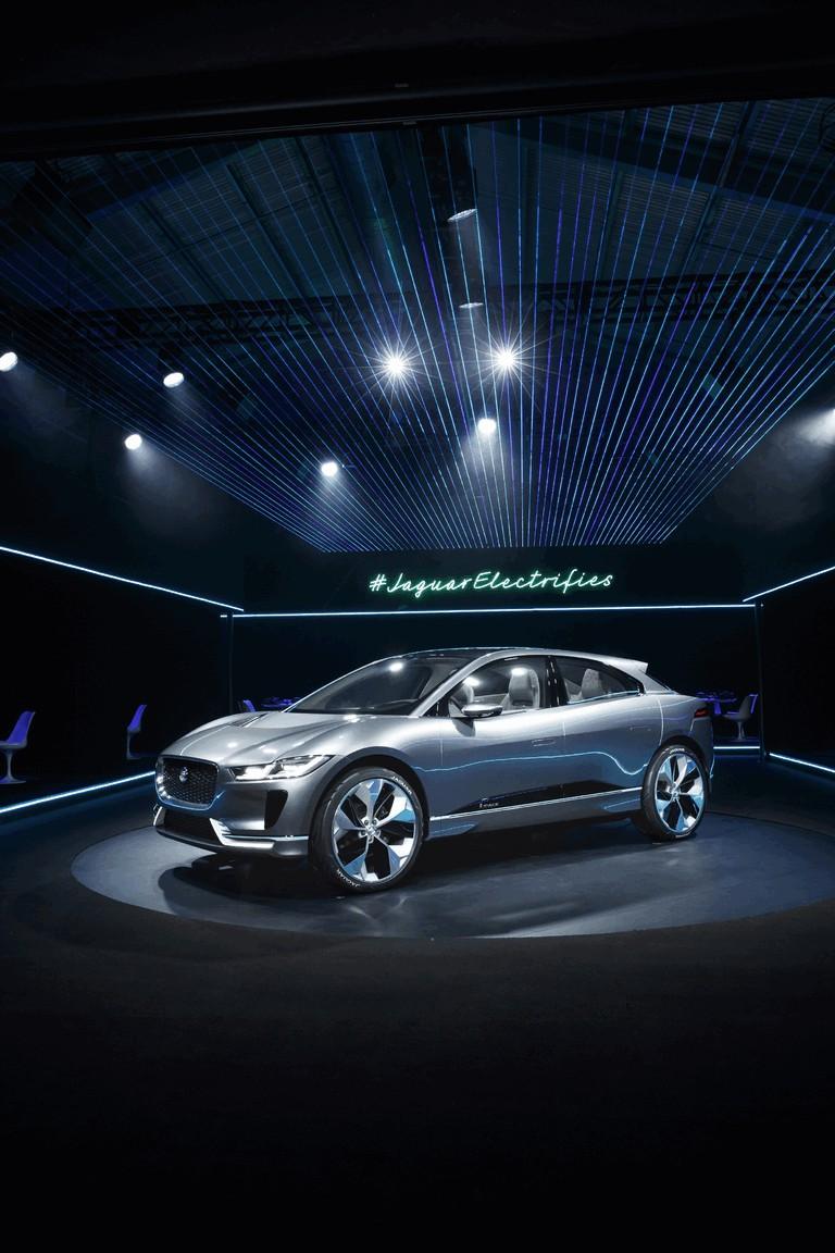 2016 Jaguar i-Pace concept 453981