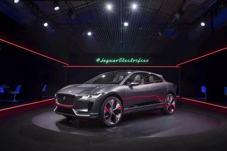 2016 Jaguar i-Pace concept 453982