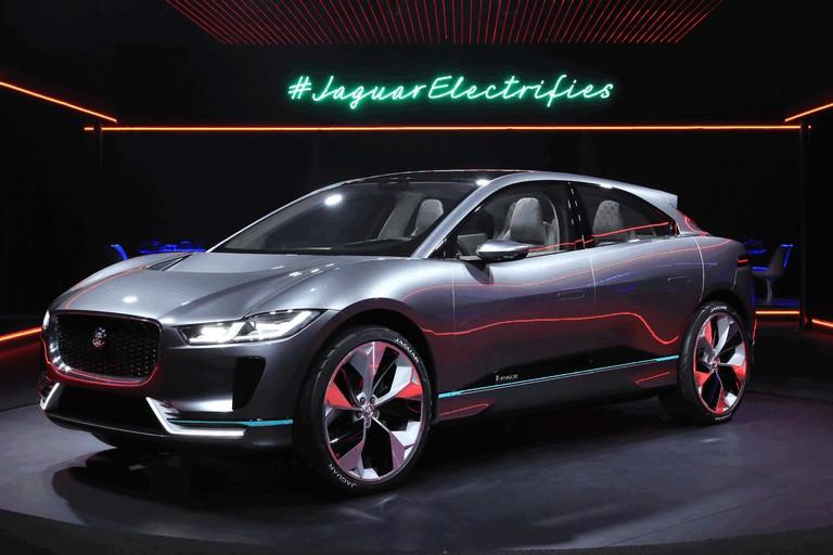 2016 Jaguar i-Pace concept 453983