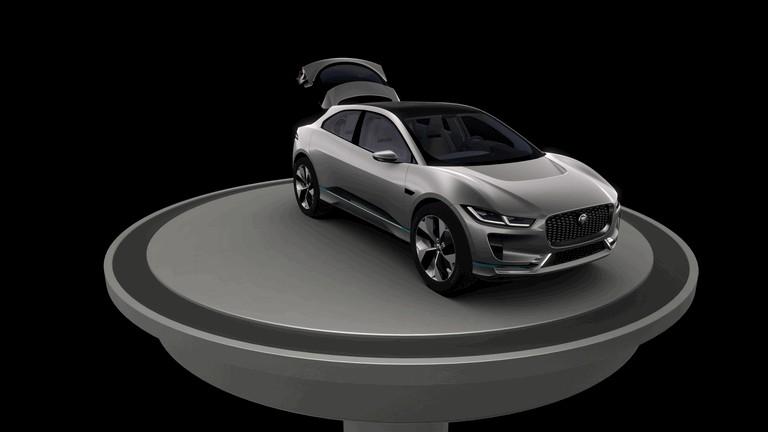2016 Jaguar i-Pace concept 454006