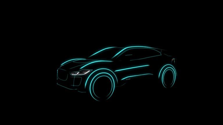 2016 Jaguar i-Pace concept 454021