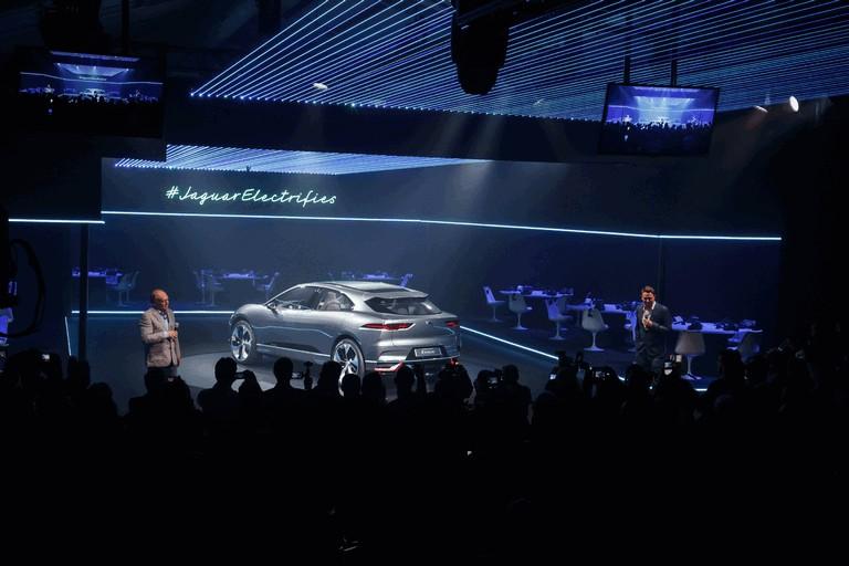 2016 Jaguar i-Pace concept 454044