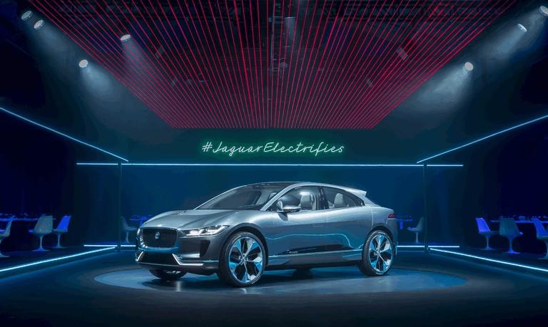 2016 Jaguar i-Pace concept 454047