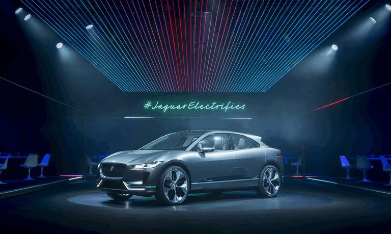 2016 Jaguar i-Pace concept 454050