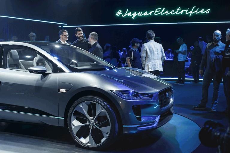 2016 Jaguar i-Pace concept 454054