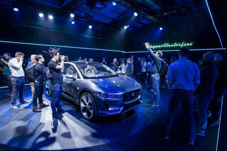 2016 Jaguar i-Pace concept 454058