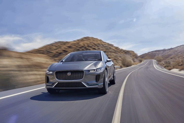 2016 Jaguar i-Pace concept 454069