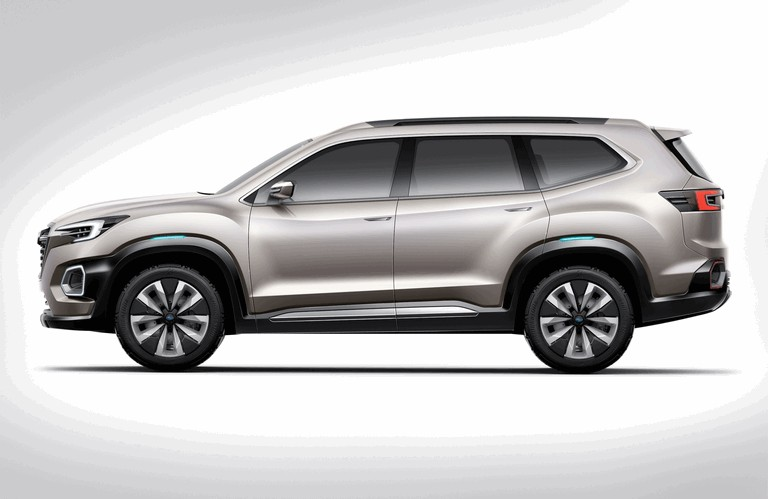 2016 Subaru VIZIV-7 SUV concept 454504