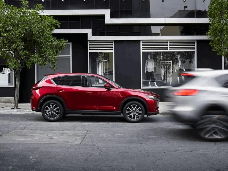 2017 Mazda CX-5 454544