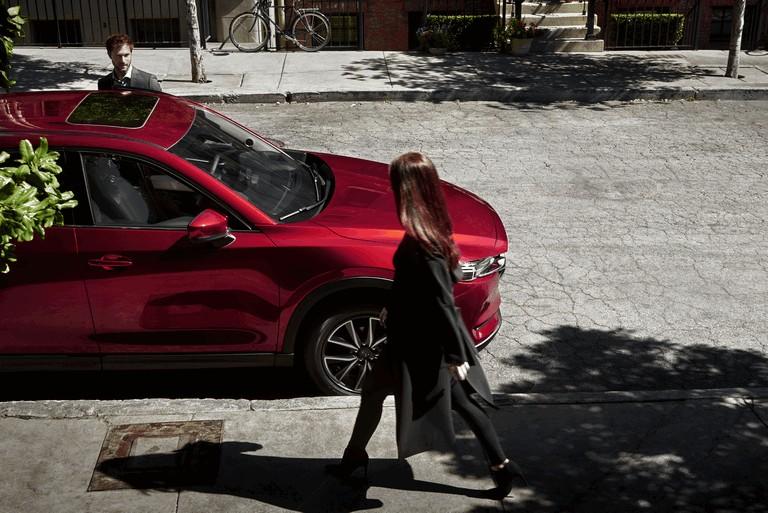 2017 Mazda CX-5 454555