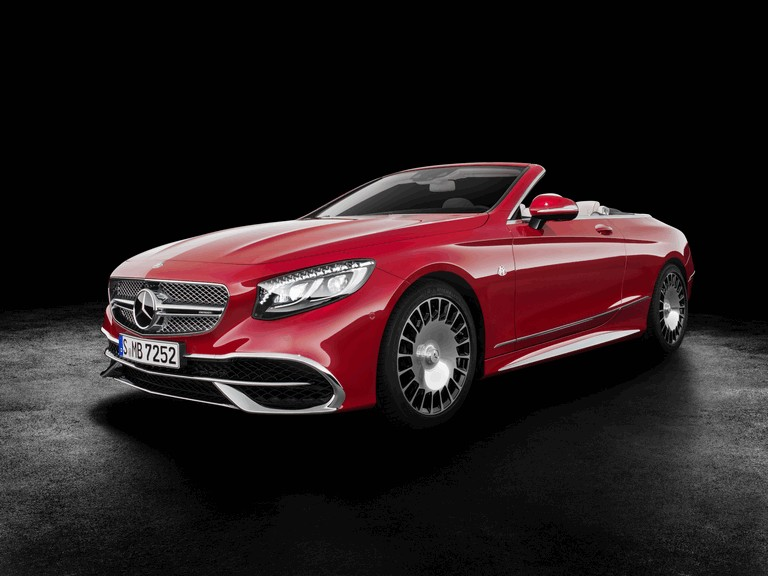 2017 Mercedes-Maybach S 650 cabriolet 454570