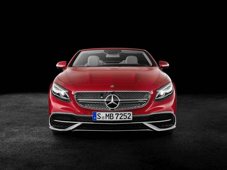 2017 Mercedes-Maybach S 650 cabriolet 454573