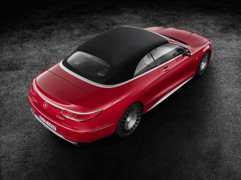 2017 Mercedes-Maybach S 650 cabriolet 454576