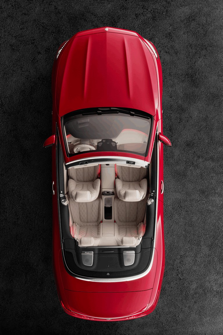 2017 Mercedes-Maybach S 650 cabriolet 454579