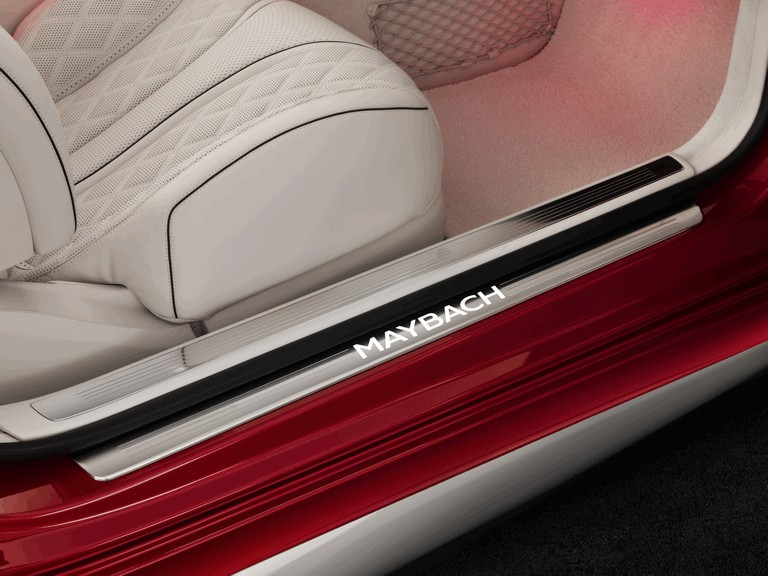 2017 Mercedes-Maybach S 650 cabriolet 454585