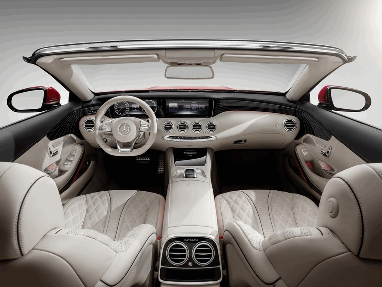 2017 Mercedes-Maybach S 650 cabriolet 454586