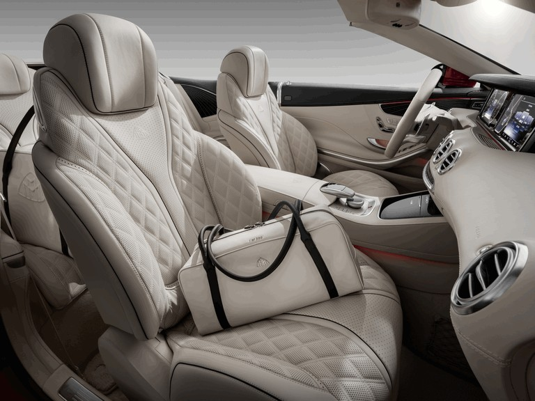 2017 Mercedes-Maybach S 650 cabriolet 454589