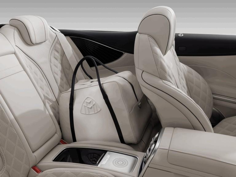 2017 Mercedes-Maybach S 650 cabriolet 454590