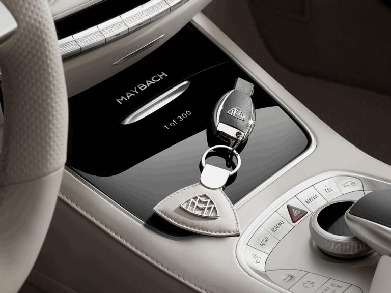 2017 Mercedes-Maybach S 650 cabriolet 454592