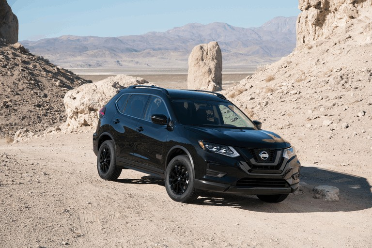 2017 Nissan Rogue One Star Wars Limited Edition 454883