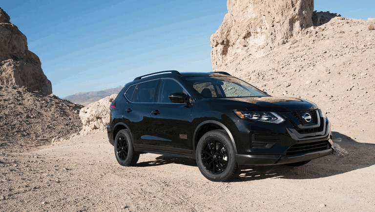 2017 Nissan Rogue One Star Wars Limited Edition 454884