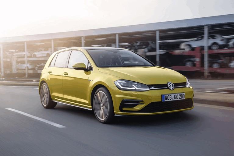 2017 Volkswagen Golf ( VII ) TSI 484188