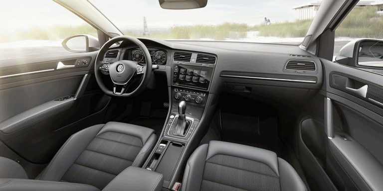 2017 Volkswagen Golf ( VII ) Variant 454950