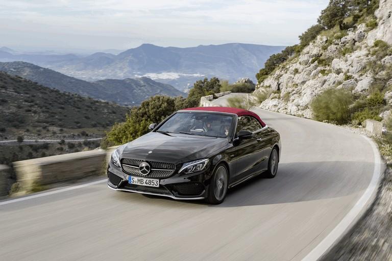 2016 Mercedes-AMG C43 cabriolet 455725