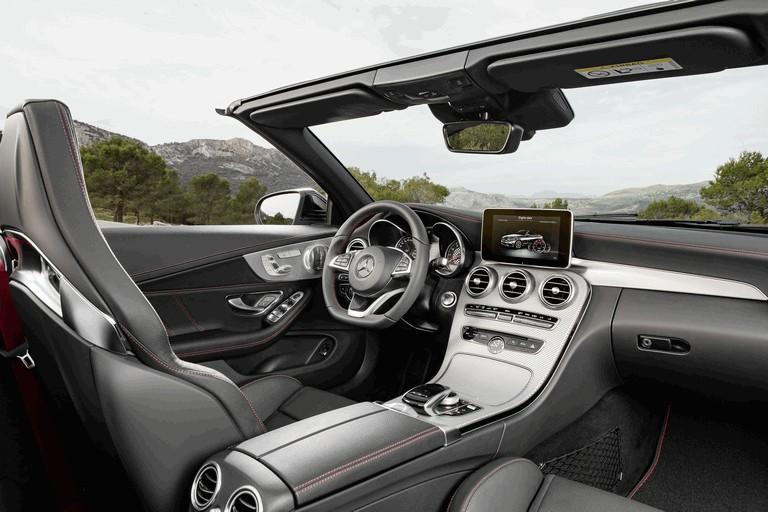 2016 Mercedes-AMG C43 cabriolet 455740