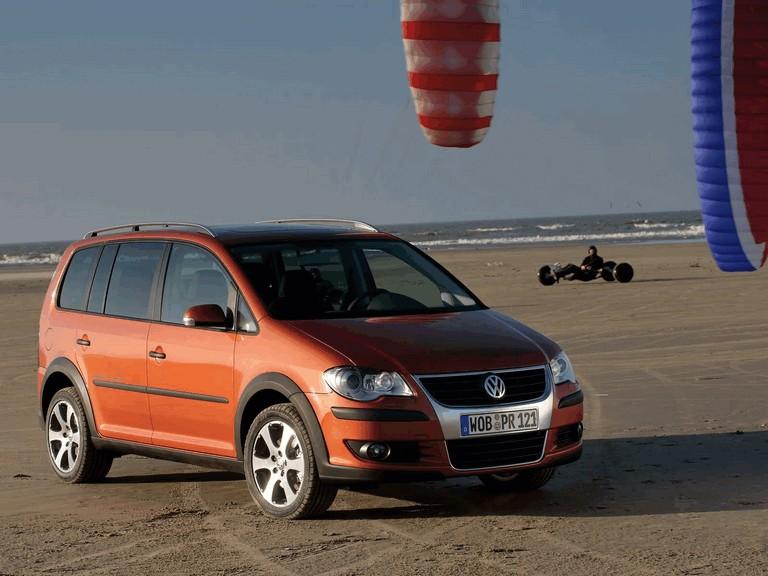 2007 Volkswagen CrossTouran TSI 225054