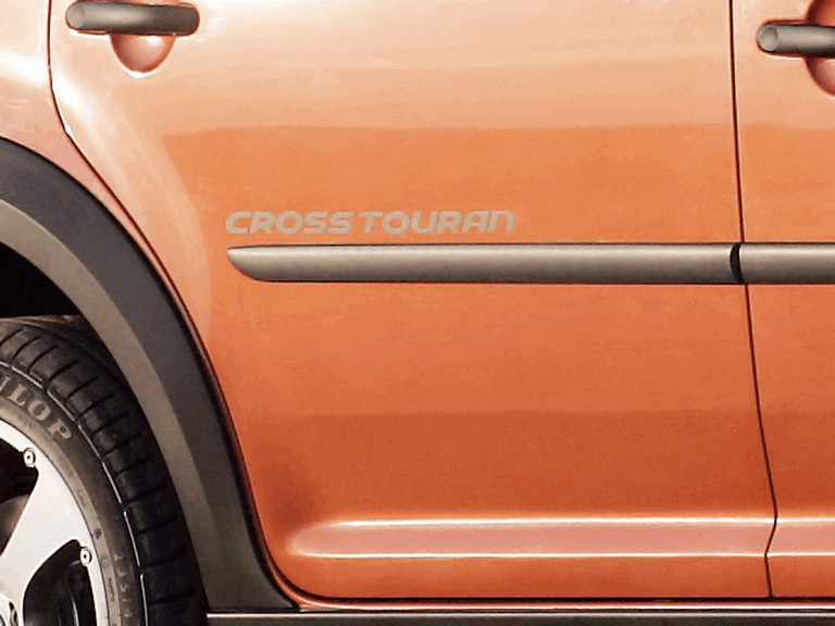 2007 Volkswagen CrossTouran TSI 225062