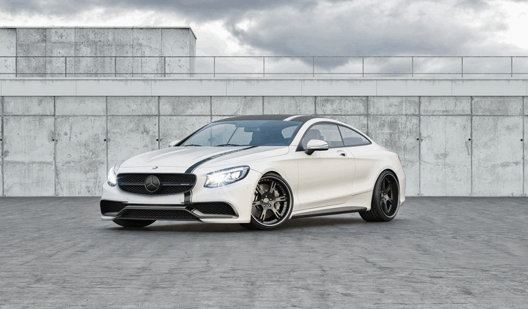 2016 Mercedes-AMG S 63 coupé Seven-11 by Wheelsandmore 455877