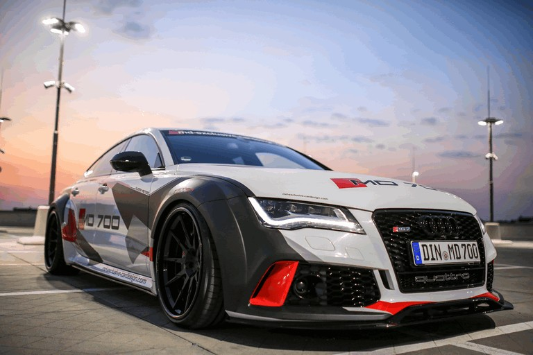 2016 Audi S7 MD700 by M&D Exclusive Cardesign 456388