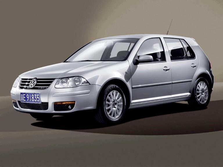 2007 Volkswagen FAW Bora HS 1.6 chinese version 225107