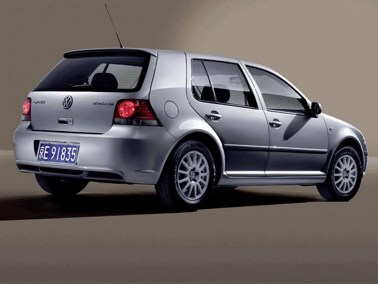 2007 Volkswagen FAW Bora HS 1.6 chinese version 225108