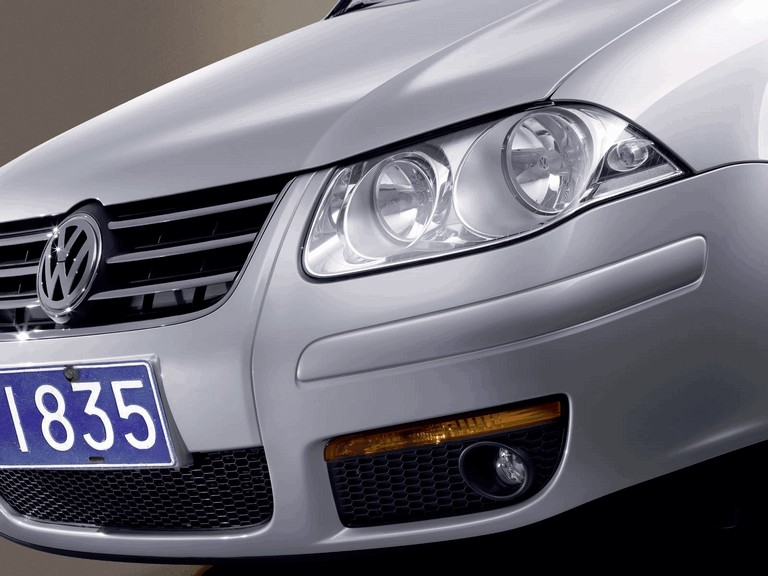 2007 Volkswagen FAW Bora HS 1.6 chinese version 225109