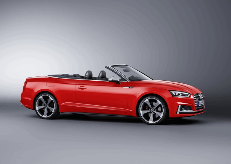 2017 Audi S5 cabriolet 456421