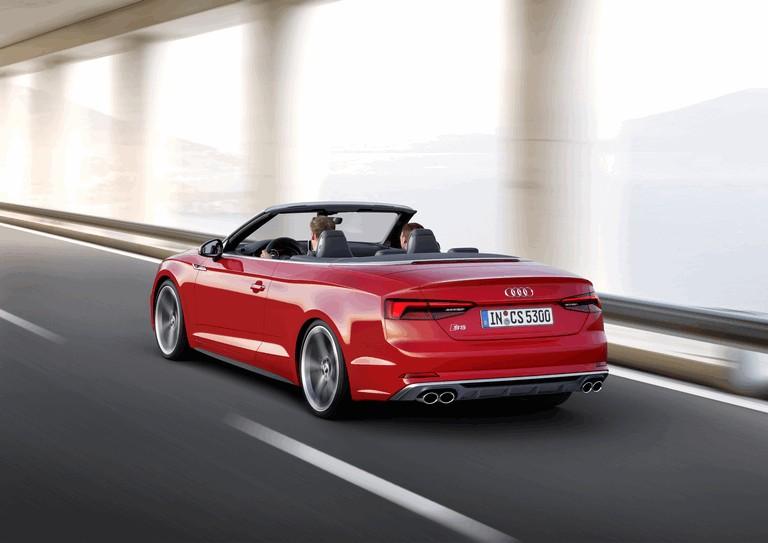 2017 Audi S5 cabriolet 456423
