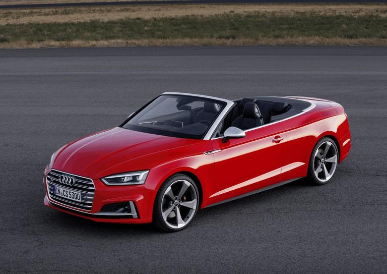 2017 Audi S5 cabriolet 456424