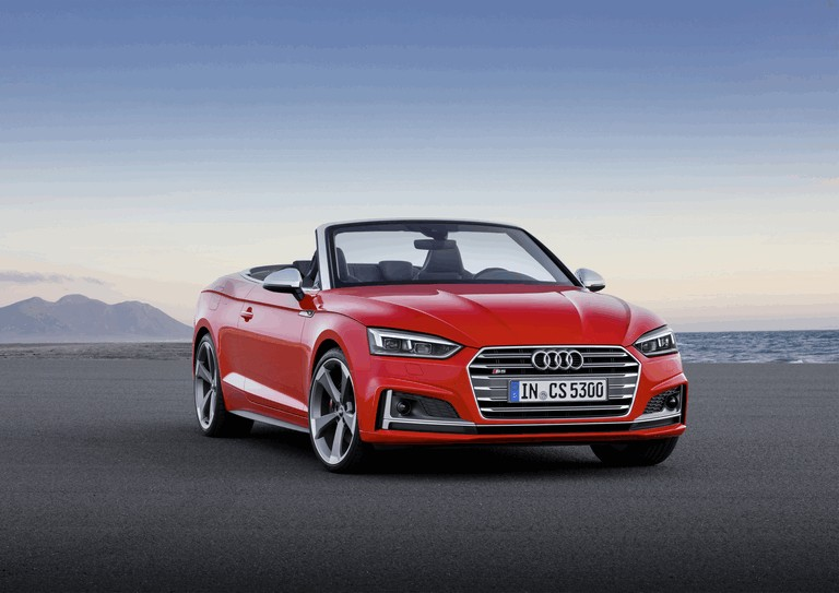 2017 Audi S5 cabriolet 456430