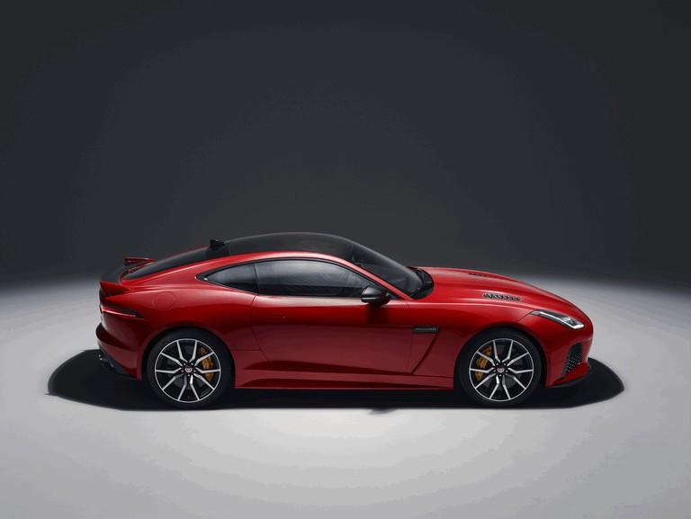 2017 Jaguar F-type SVR coupé 456751