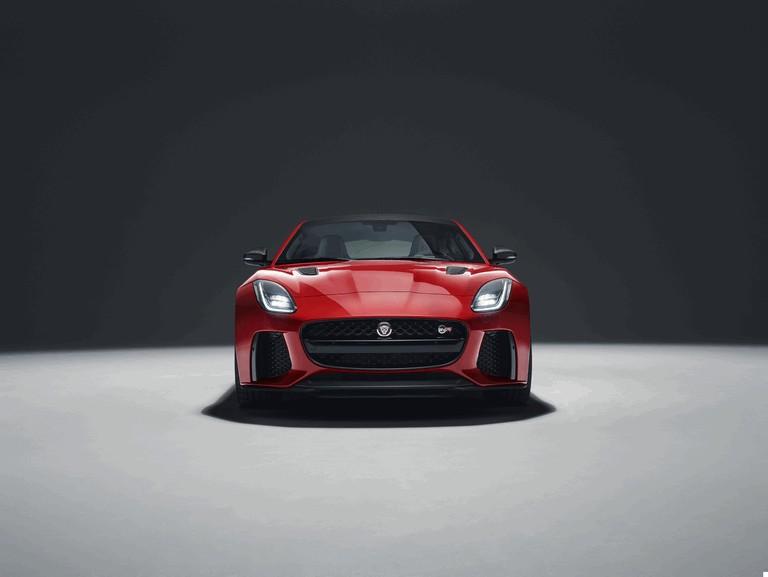 2017 Jaguar F-type SVR coupé 456752