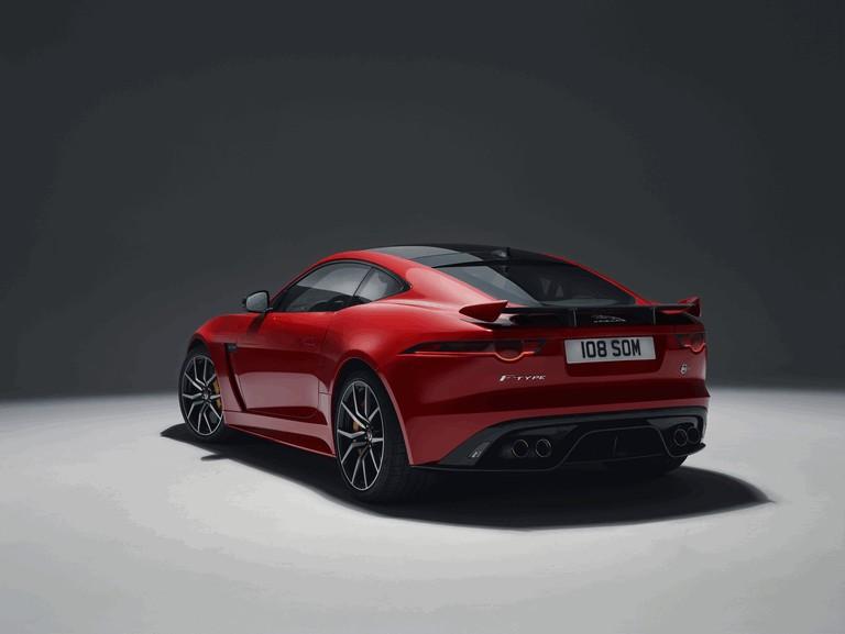 2017 Jaguar F-type SVR coupé 456753