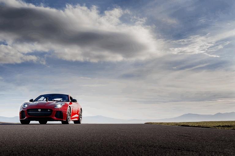 2017 Jaguar F-type SVR coupé 456760