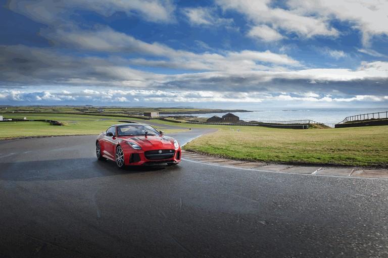 2017 Jaguar F-type SVR coupé 456761
